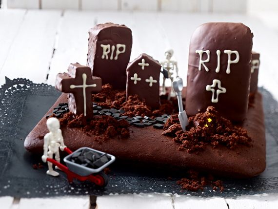 Family Halloween Recipes- Scary Nice To Shudder For The Halloween Party_10