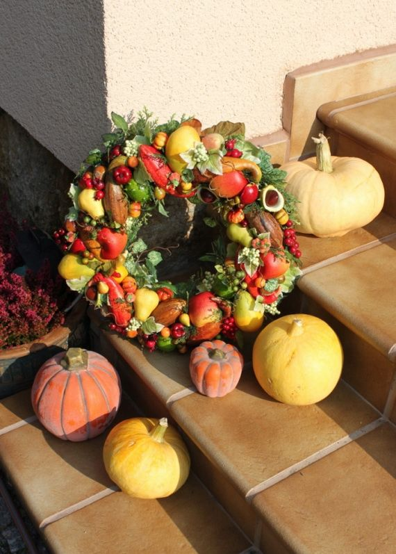 Fantastic Autumn Decoration Ideas and Beautiful Arrangements_24