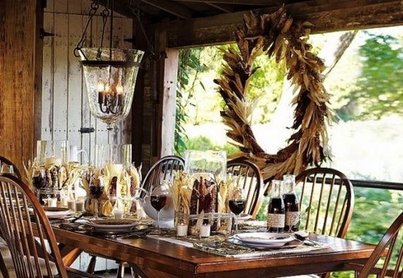 Fantastic Autumn Decoration Ideas and Beautiful Arrangements_49