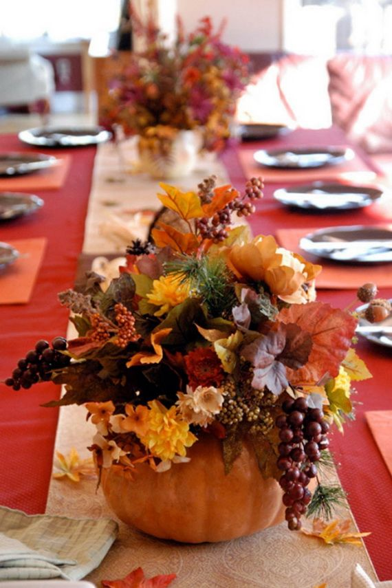 Fantastic Autumn Decoration Ideas and Beautiful Arrangements_52