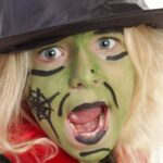 Pretty and scary Halloween makeup ideas for the whole family