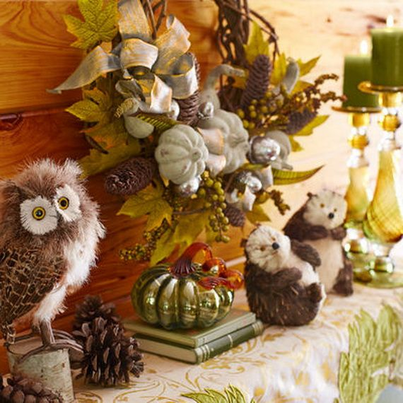 Tasty Fall Decoration Ideas For The Home _01