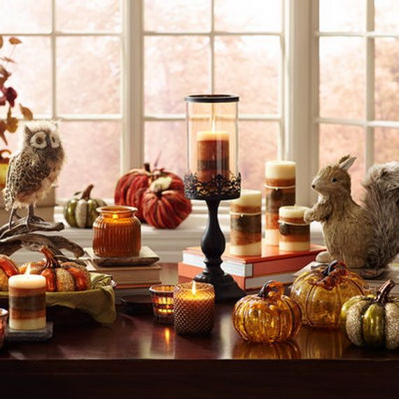 Tasty Fall Decoration Ideas For The Home _06