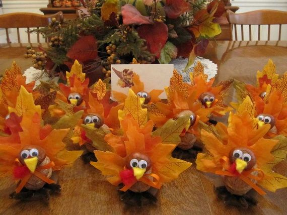 Tasty Fall Decoration Ideas For The Home _11