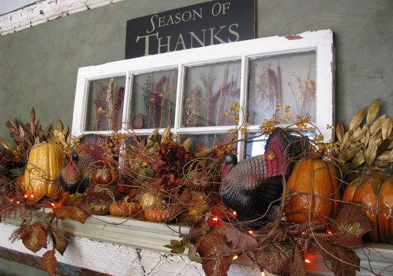 Tasty Fall Decoration Ideas For The Home _13