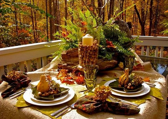 Tasty Fall Decoration Ideas For The Home _14