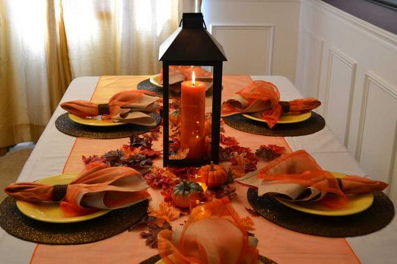Tasty Fall Decoration Ideas For The Home _15