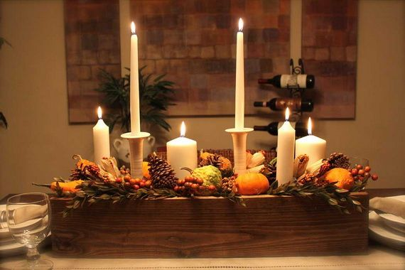 Tasty Fall Decoration Ideas For The Home _16