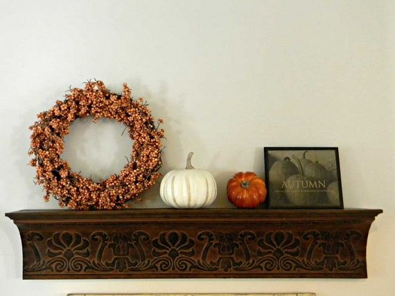 Tasty Fall Decoration Ideas For The Home _18