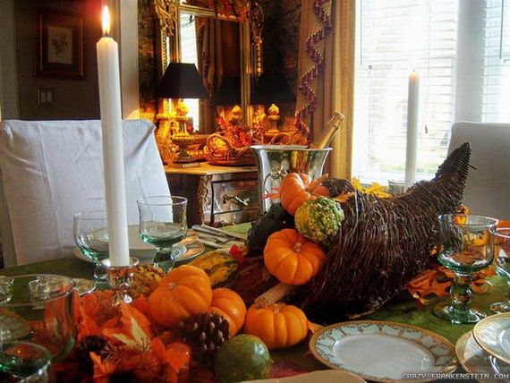 Tasty Fall Decoration Ideas For The Home _20