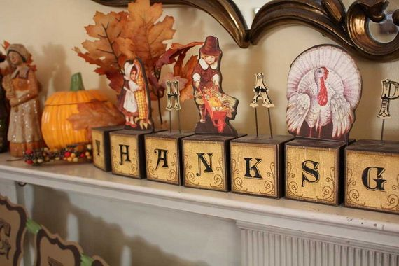 Tasty Fall Decoration Ideas For The Home _21