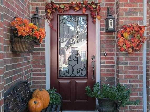 Tasty Fall Decoration Ideas For The Home _24