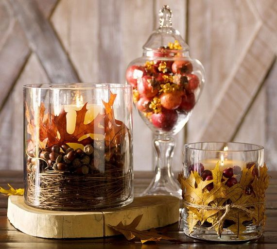 Tasty Fall Decoration Ideas For The Home _26