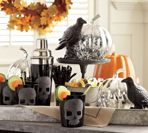 Tasty Fall Decoration Ideas For The Home _28