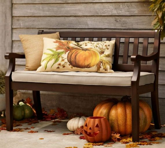 Tasty Fall Decoration Ideas For The Home _30