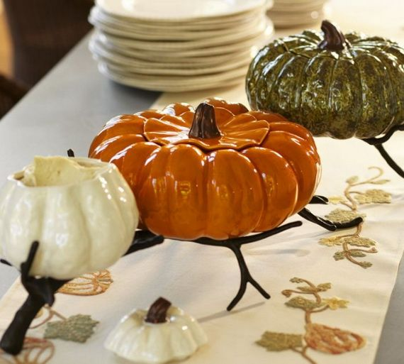 Tasty Fall Decoration Ideas For The Home _33