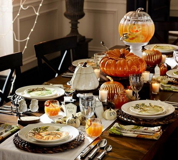Tasty Fall Decoration Ideas For The Home _34