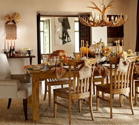 Tasty Fall Decoration Ideas For The Home _35