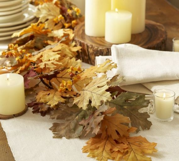 Tasty Fall Decoration Ideas For The Home _36