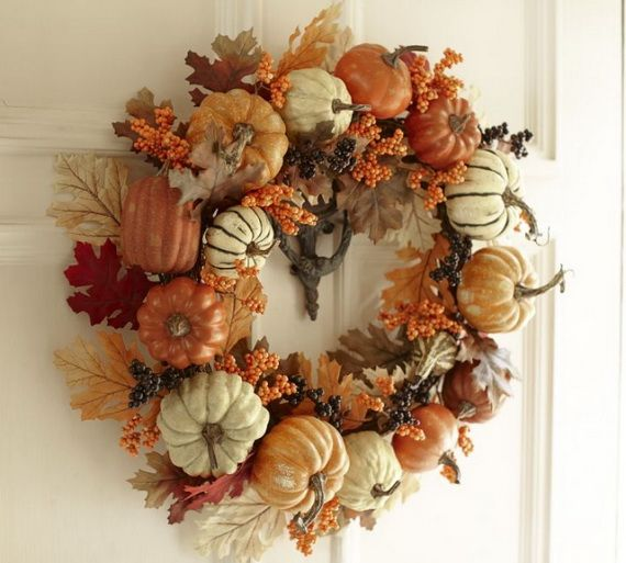 Tasty Fall Decoration Ideas For The Home _39
