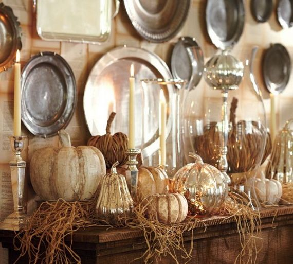 Tasty Fall Decoration Ideas For The Home _45