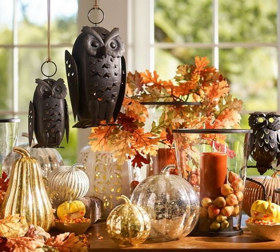 Tasty Fall Decoration Ideas For The Home _50