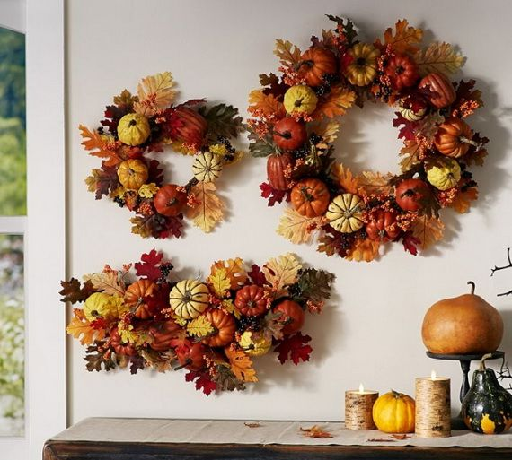Tasty Fall Decoration Ideas For The Home _51