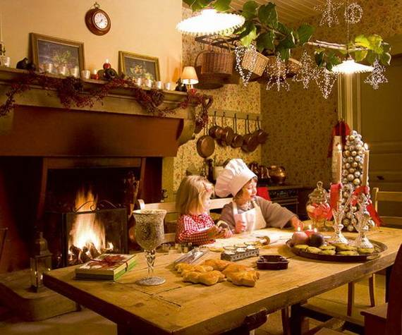 Christmas In France Decorations.Traditional French Christmas Decorations Style Ideas