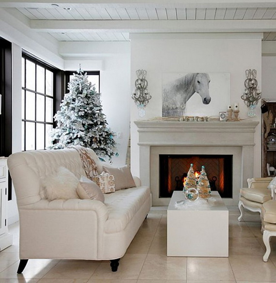50 Christmas Decorating Ideas To Create A stylish Home_11