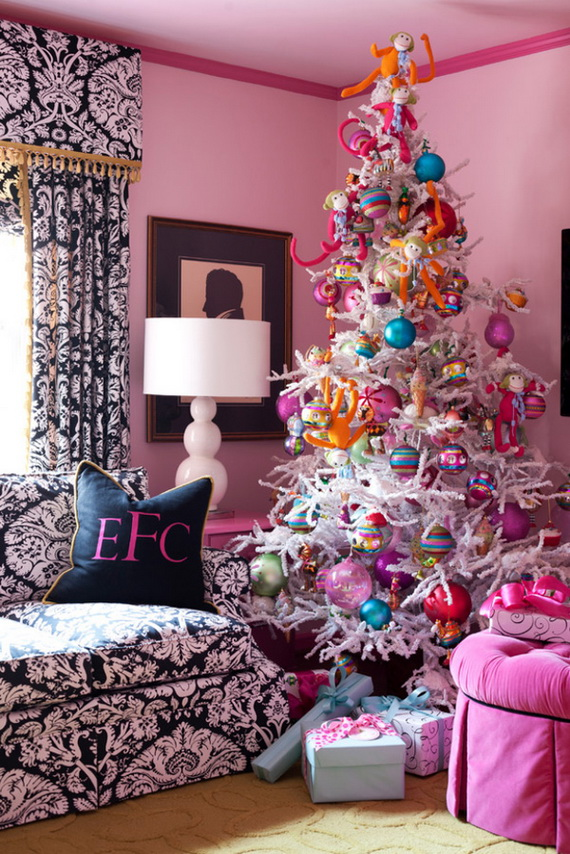 50 Christmas Decorating Ideas To Create A stylish Home_22
