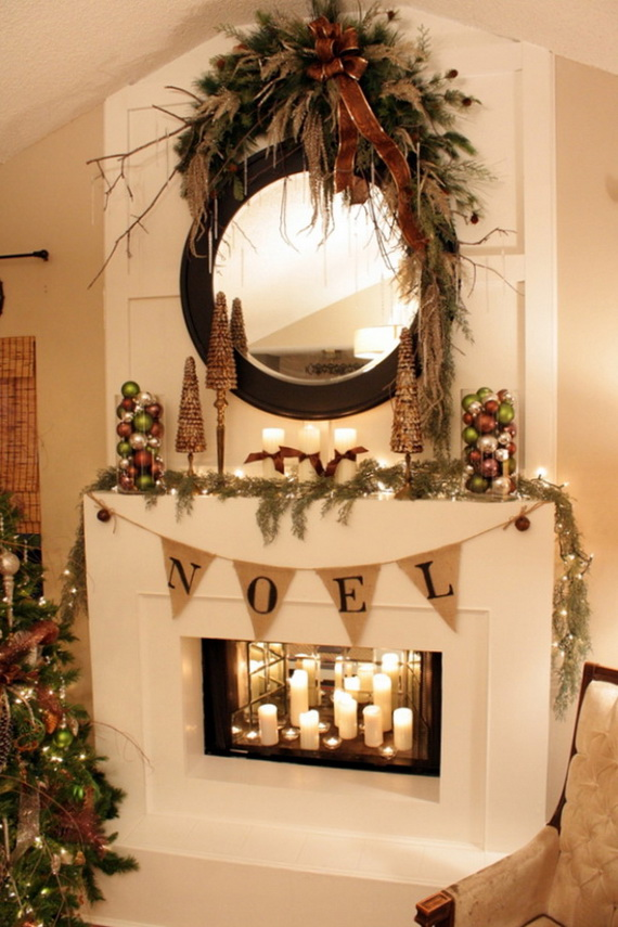 50 Christmas Decorating Ideas To Create A stylish Home_30