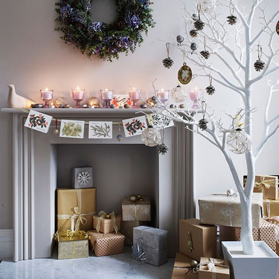 50 Christmas Decorating Ideas To Create A stylish Home_34