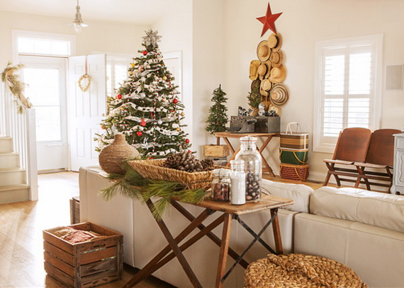 50 Christmas Decorating Ideas To Create A stylish Home_39