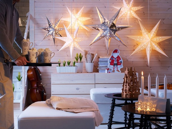 50 Christmas Decorating Ideas To Create A stylish Home_41