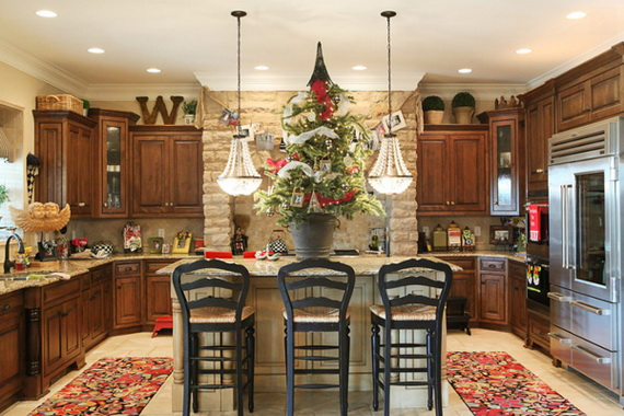 50 Christmas Decorating Ideas To Create A stylish Home_43
