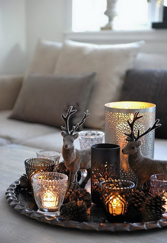 50 Christmas Decorating Ideas To Create A stylish Home_50