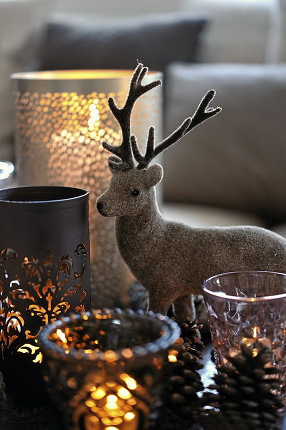 50 Christmas Decorating Ideas To Create A stylish Home_51