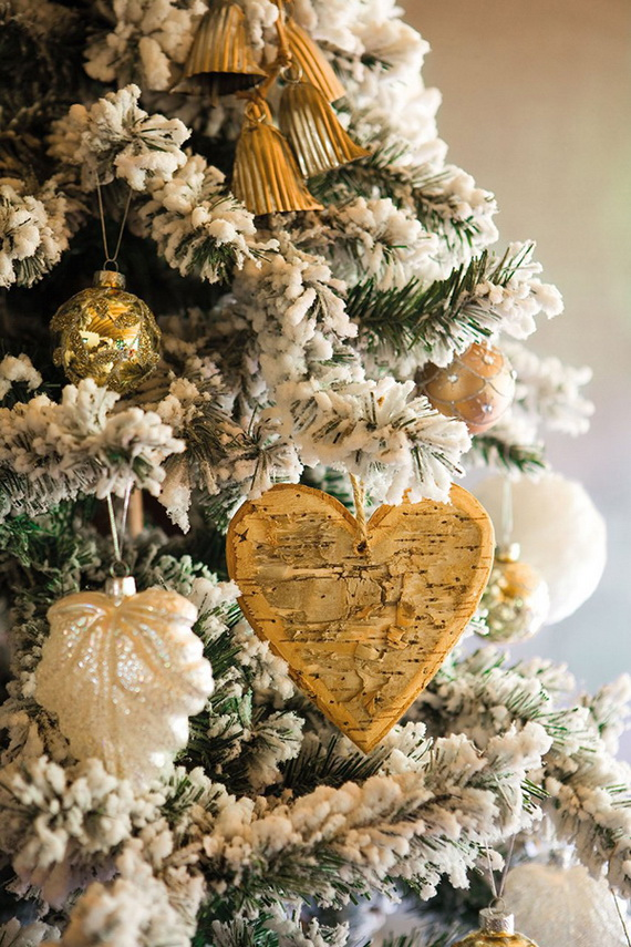 50 Christmas Decorating Ideas To Create A stylish Home_55