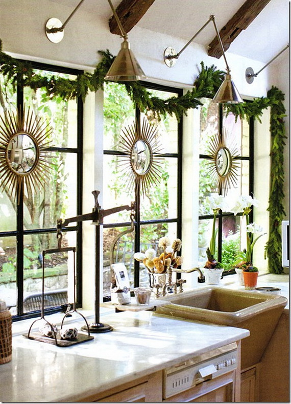 50 Christmas Decorating Ideas To Create A stylish Home_66