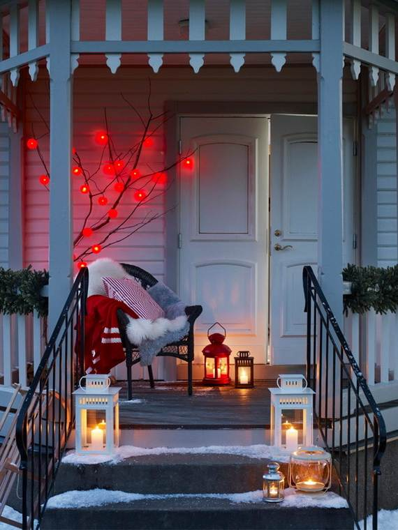 cool-diy-decorating-ideas-for-christmas-front-porch_07