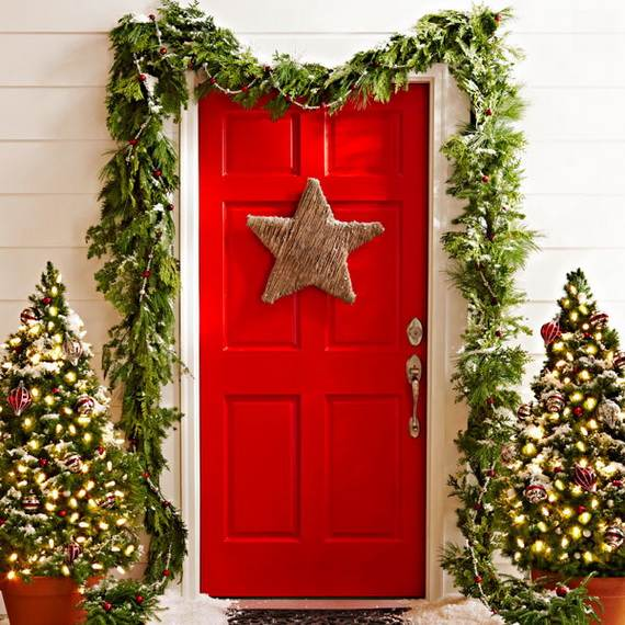 cool-diy-decorating-ideas-for-christmas-front-porch_13