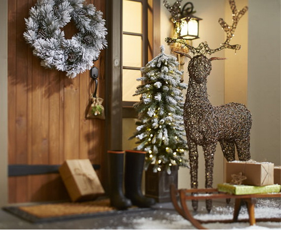 Cozy Christmas Decoration Ideas Bringing The Christmas Spirit_29