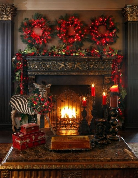 Cozy Christmas Decoration Ideas Bringing The Christmas Spirit_55