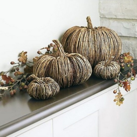 DIY Pumpkin Decoration for Halloween_16