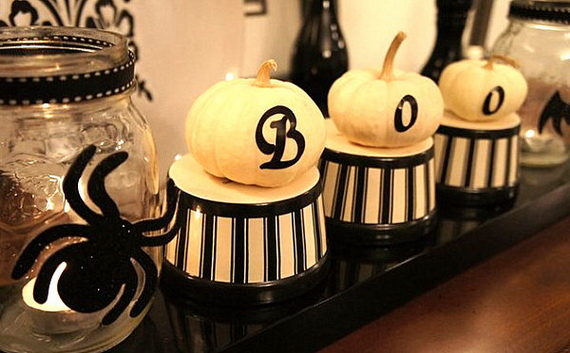 DIY Pumpkin Decoration for Halloween_24