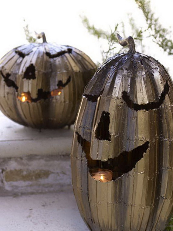 DIY Pumpkin Decoration for Halloween_33
