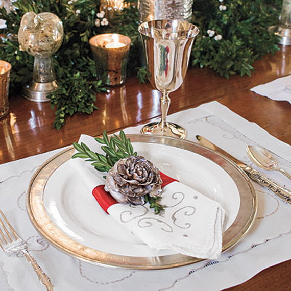 Easy and Elegant Holiday Decor Tip Ideas  Real Simple_007