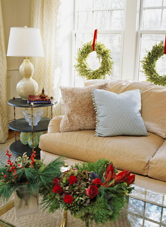 Easy and Elegant Holiday Decor Tip Ideas  Real Simple_039