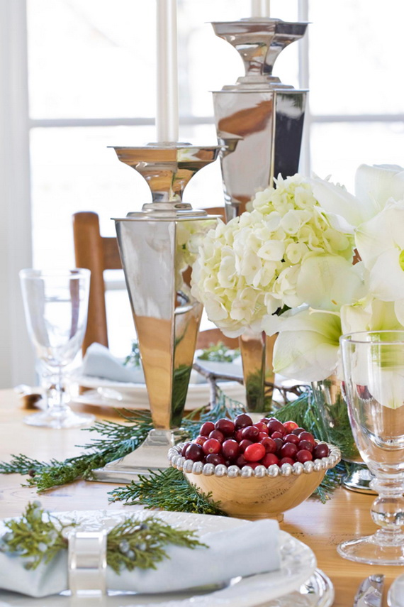 Easy and Elegant Holiday Decor Tip Ideas  Real Simple_044