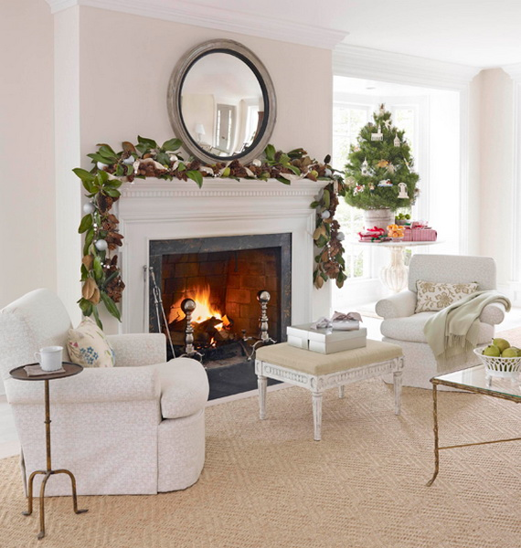Easy and Elegant Holiday Decor Tip Ideas  Real Simple_077